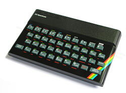 Der Sinclair ZX Spectrum